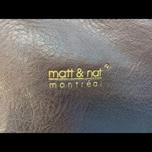 Matt and Nat hobo bag